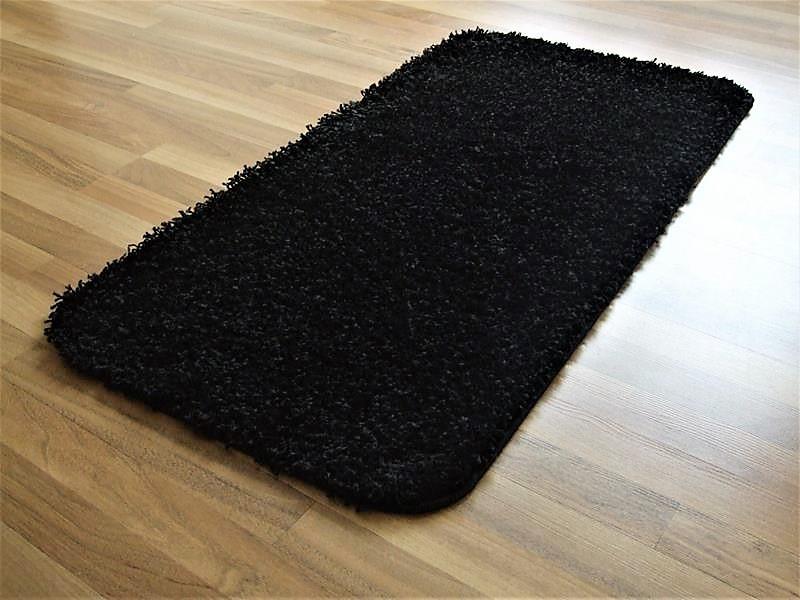 Gyönyörű Fekete Shaggy Szőnyeg - Szőnyeg-szalon 43e565e534